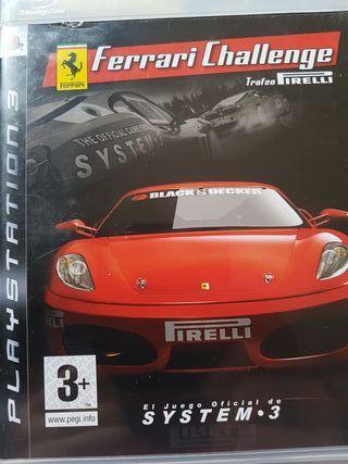 "Ferrari Challenge Ps3 ""Semi"""