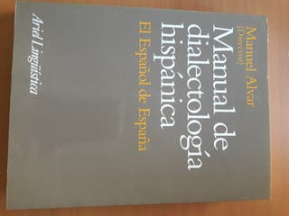 Manual Dialectología Hispánica
