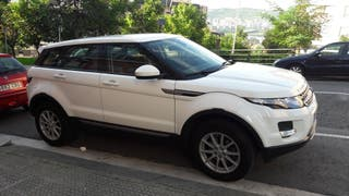 Land Rover Range Rover Evoque julio 2015