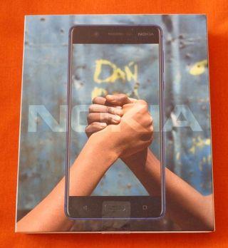 Nokia 5 Black Nuevo Libre