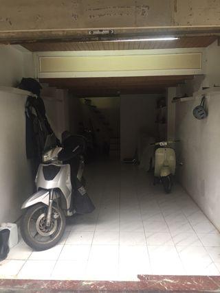 Venta garaje moto trintxerpe