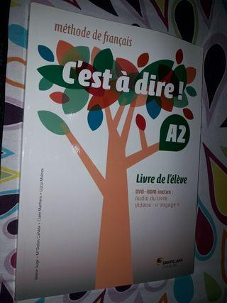 Libros de francés A2