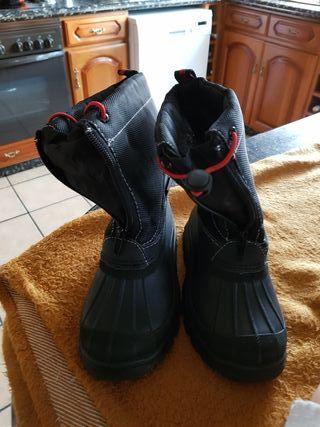 botas pre esquí nieve n.29