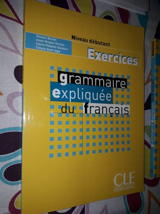 Libros de gramática de Francés