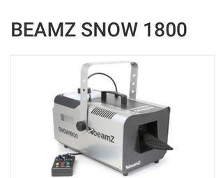 Maquina de Nieve 1800