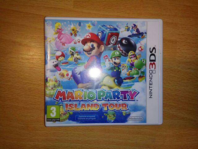 Juego Nintendo 3ds Mario Party Island Tour De Segunda Mano Por 15