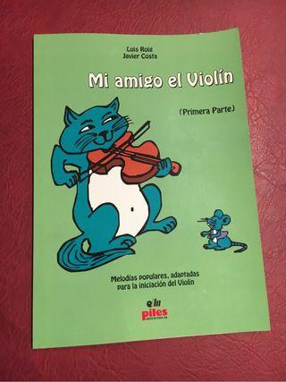 Mi amgo el violín
