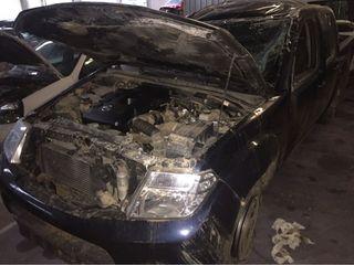 Despiece Desguace Nissan Navara 2012