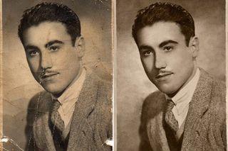 Restauración fotos antiguas