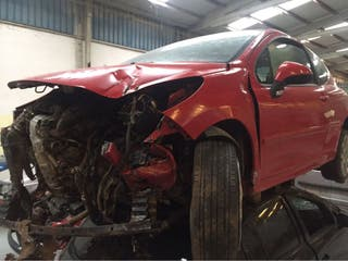 Despiece Desguace Peugeot 207 Gti