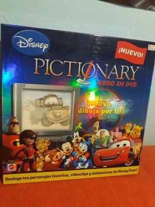 PICTIONARY . JUEGO EN DVD