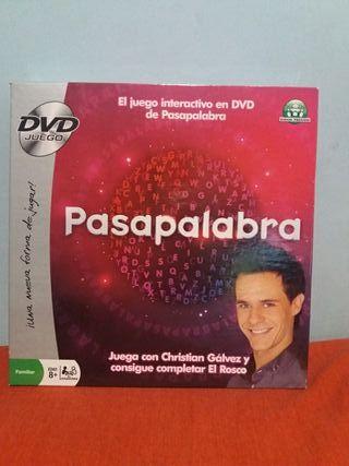 PASAPALABRA . JUEGO EN DVD