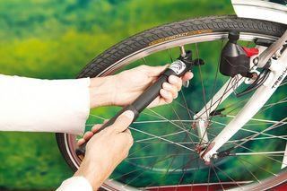 Mini bomba de hinchar para bicicletas Nueva