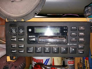 Radio Jeep Cherokee/Grand Cherokee original