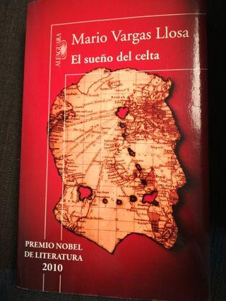 El sueño del celta, Mario Vargas Llosa