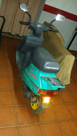 scooter peugeot rapide 50