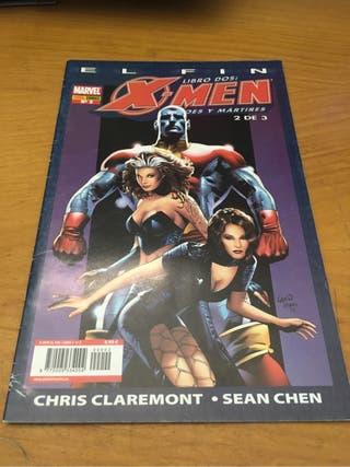 X-men el fin comic