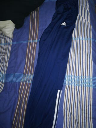 Pantalones Adidas azul marino
