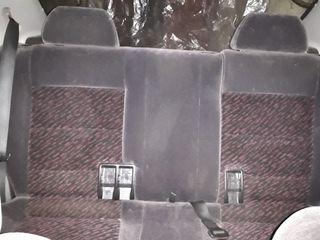 asientos delanteros y traseros de civic mb1