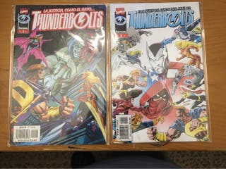 thunderbolts comics
