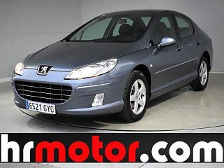 PEUGEOT 407 1.6HDI Business Line