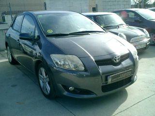 Toyota Auris D4D 5P