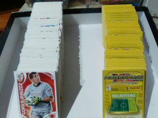 2011-12 Adrenalyn Cromos fútbol