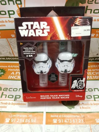 Relojes Walkie-Talkies Star Wars