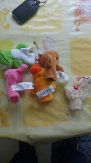 marionetas para bebes