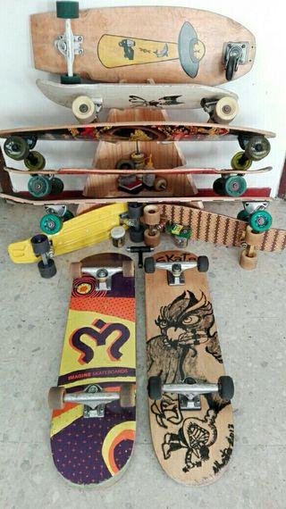 skate o longboard? aprende y disfruta en un dia