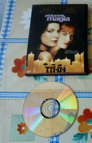 Prácticamente magia DVD