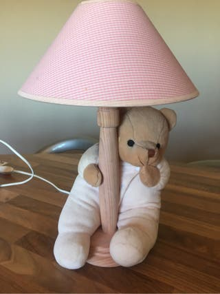 Lámpara infantil tuc-tuc