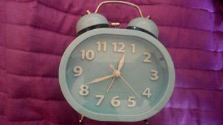 despertador vintage clásico
