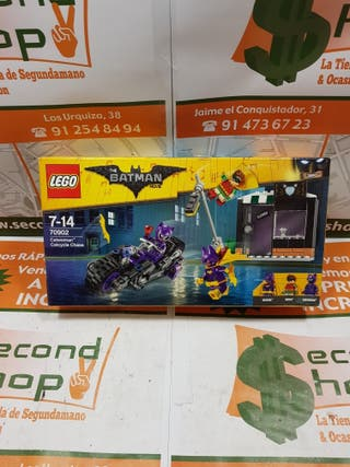 Lego The Batman 70902