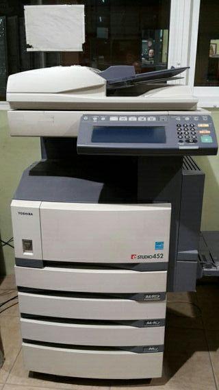 Impresora fotocopiadora fax scaner