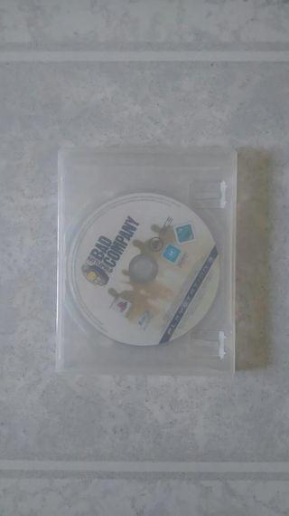 Play station 3 Battlefield Bad Company
