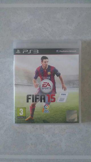 Play station 3 FIFA 15