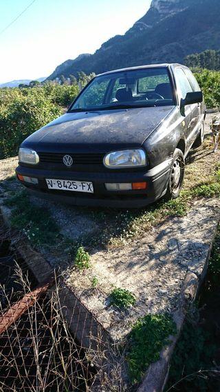Volkswagen Golf no consune nada va de lujo es tdi