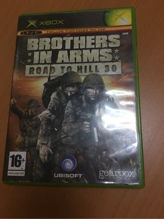 XBOX360 BROTHERS IN ARMS