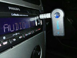 Adaptador receptor de música
