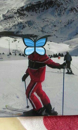 Chaqueta de esquí de segunda mano en León en WALLAPOP b3c2436f720