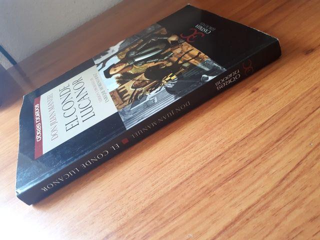 Libro, El Conde Lucanor.