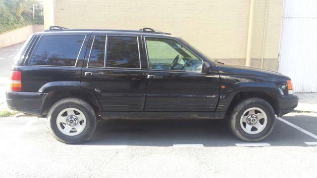 jepp Grand Cherokee lared 1998