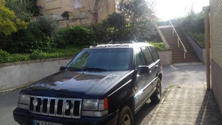 jepp Grand Cherokee lared 1998