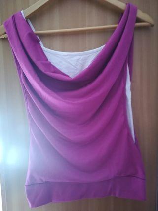 Camiseta tirantes,talla M