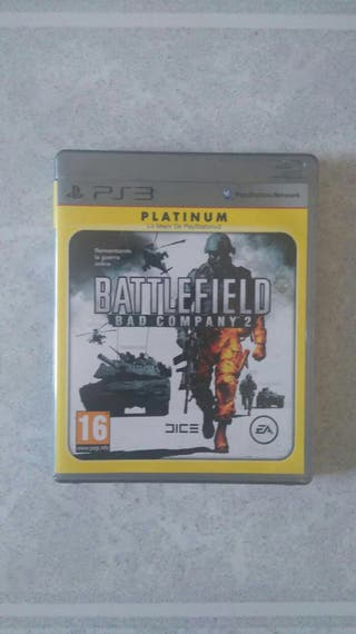 Play station 3 Battlefield Bad Company 2