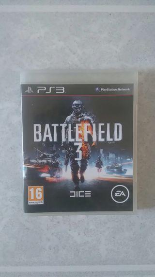Play station 3 Battlefield 3