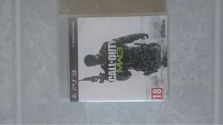 Play station 3 Call Of Duty MW3