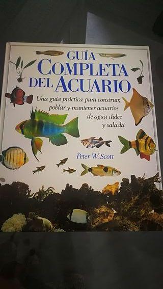 Guia completa del acuario