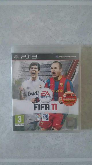 Play station 3 FIFA 11